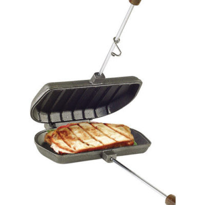 Rome Industries 1305 Panini Press Cast Iron